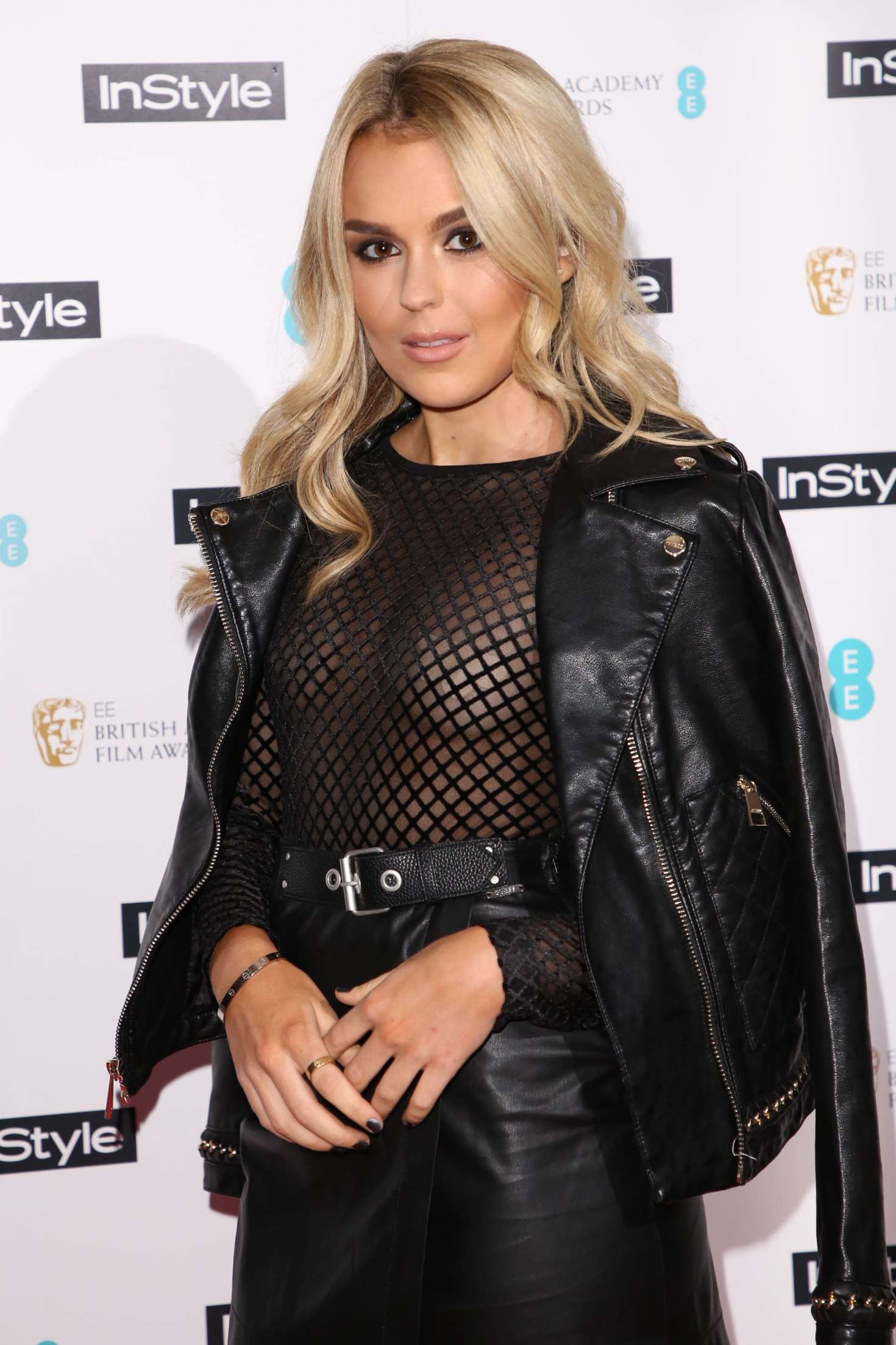 Tallia Storm The Instyle Ee Rising Star Awards Party