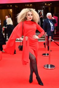 Tallia Storm - The Prince's Trust TK Maxx and Homesense Awards in London