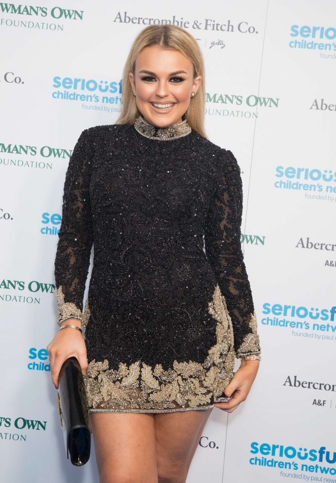 Tallia Storm - The SeriousFun London Gala 2018 in London