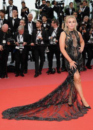 Tallia Storm - 'Yomeddine' Premiere at 2018 Cannes Film Festival