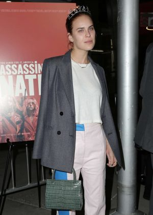Tallulah Willis - 'Assassination Nation' Premiere in Los Angeles