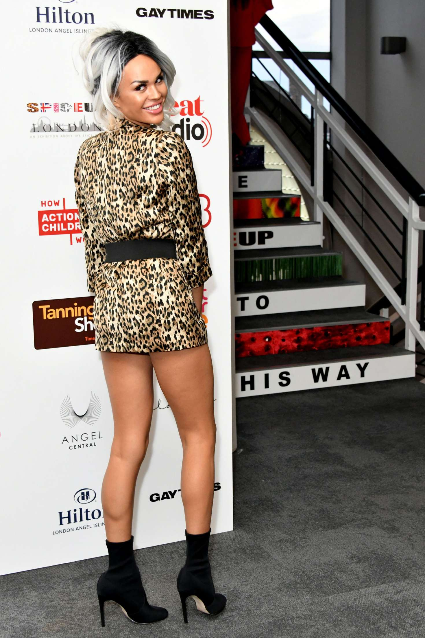 Talulah-Eve 2018 : Talulah-Eve: Spice Girls Exhibition VIP Launch -09
