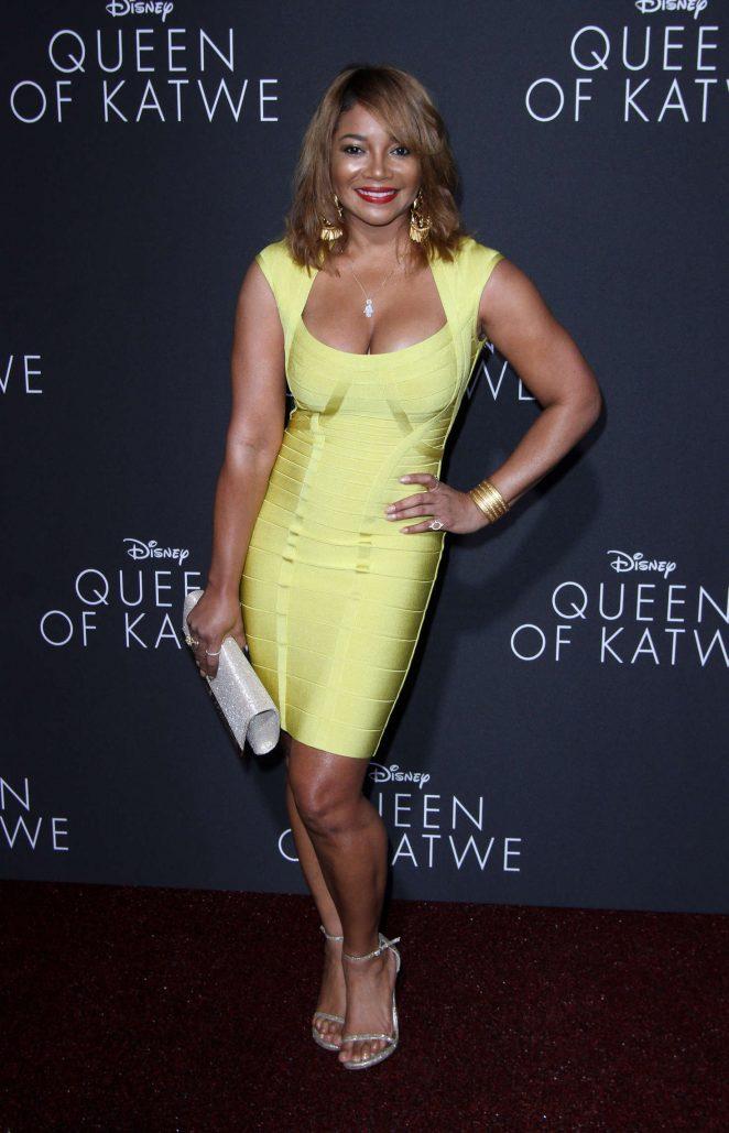 Tamala Jones - 'Queen of Katwe' Premiere in Los Angeles