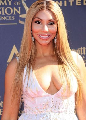 Tamar Braxton - 2017 Daytime Emmy Awards in LA