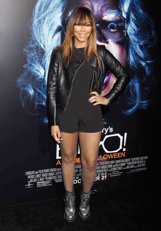 Braxton - 'Boo! A Madea Halloween' Premiere in Hollywood
