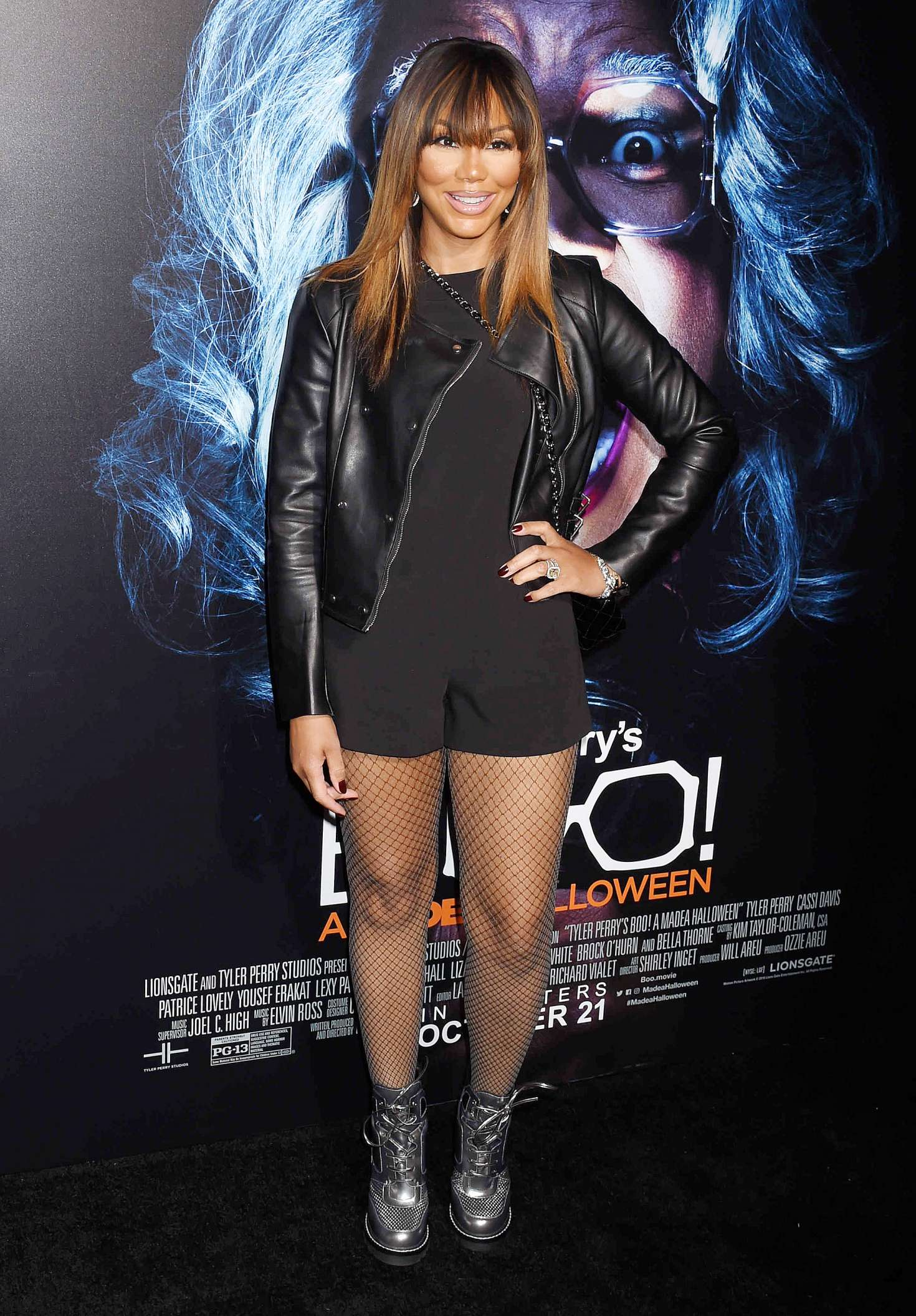 Tamar Braxton: Boo A Madea Halloween Premiere -01 - GotCeleb