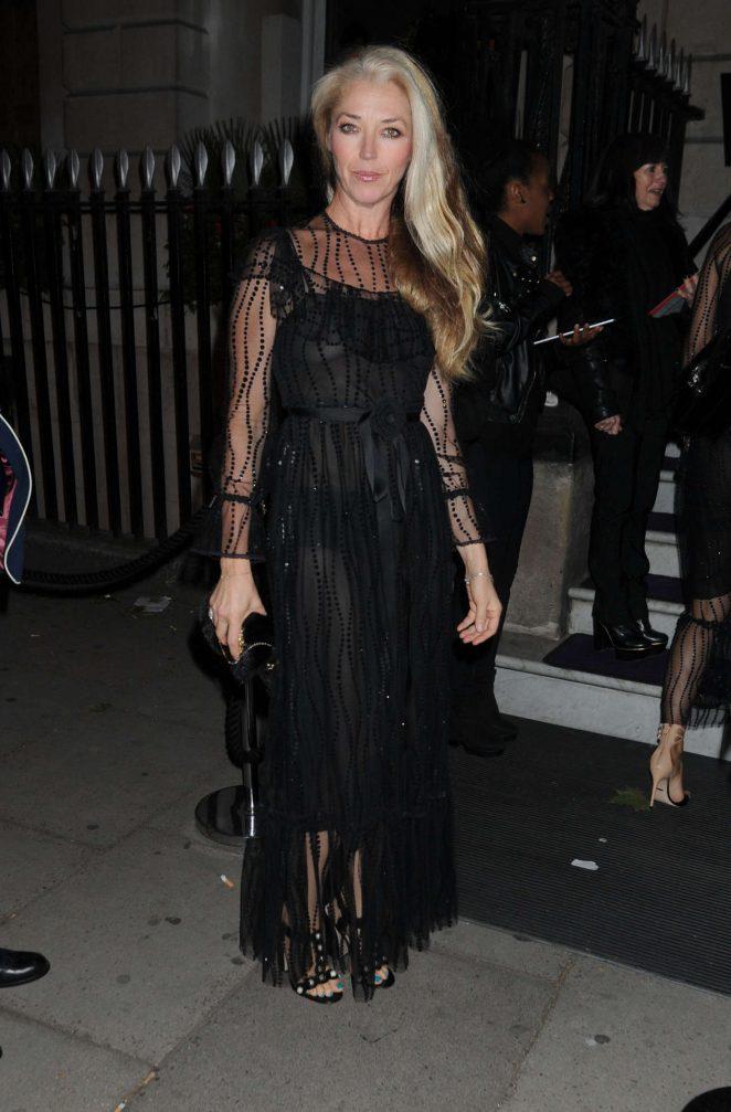 Tamara Beckwith at Gucci Party in London
