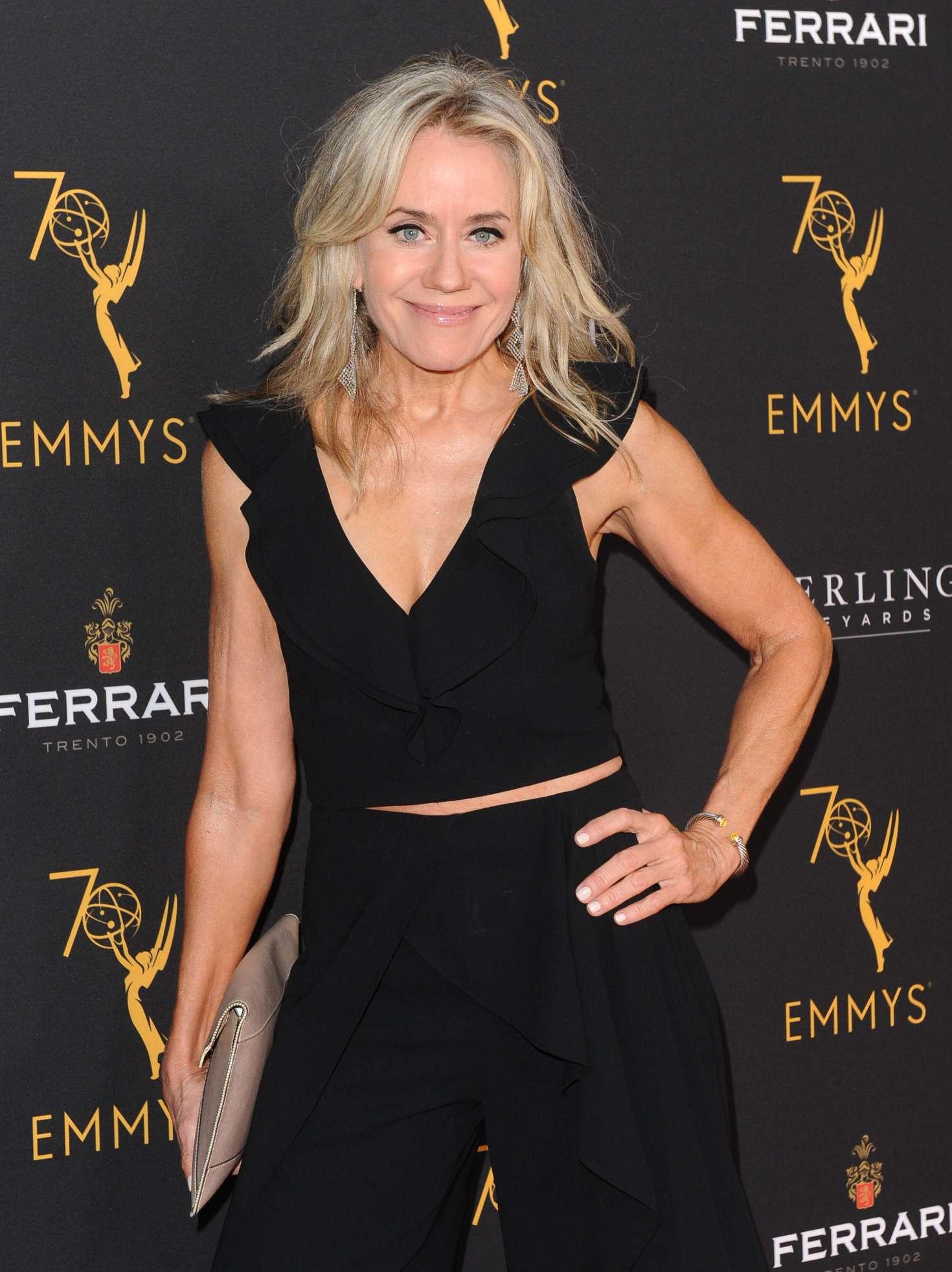 Tamara Clatterbuck - Television Academy Daytime Peer Group Emmy Celebration in LA