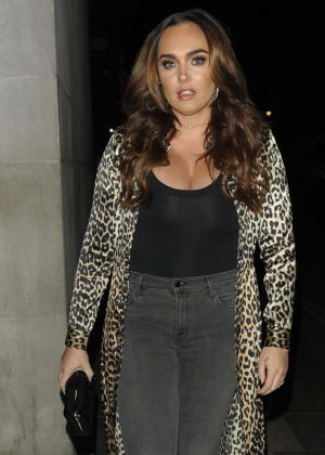 Tamara Ecclestone at Japanese Restaurant Zuma in London