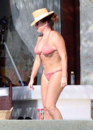 Tamara Ecclestone in Bikini in Los Cabos