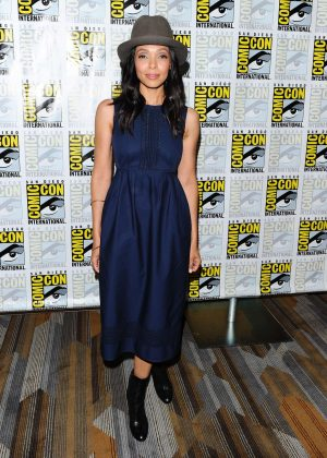 Tamara Taylor - 'Bones' Press Line at Comic-Con 2016 in San Diego