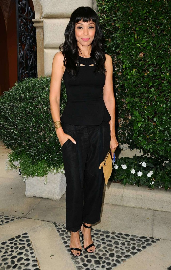 Tamara Taylor - The Rape Foundation's Annual Brunch in Beverly Hills