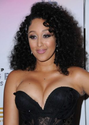 Tamera Mowry - 49th NAACP Image Awards Dinner and Ceremony in Pasadena