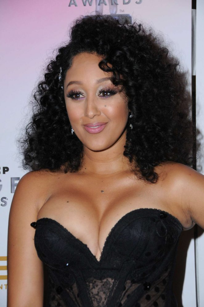 Tamera Mowry – 49th NAACP Image Awards Dinner and Ceremony in Pasadena