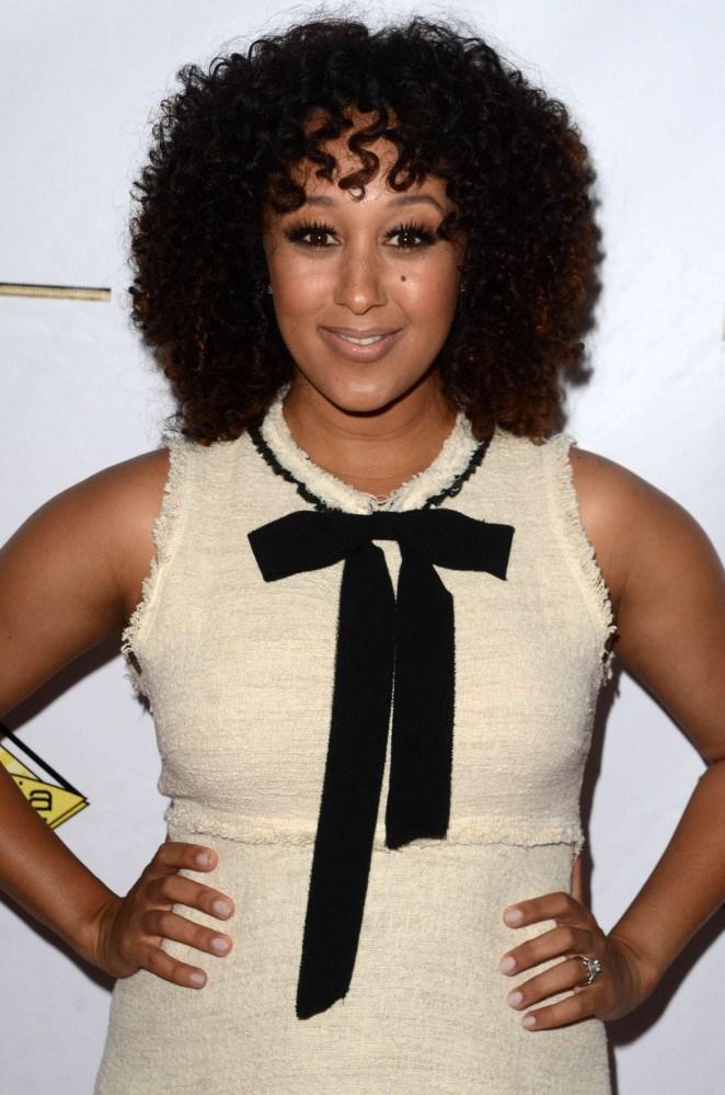 Tamera Mowry - The 7th Annual Milk + Bookies Story Time Celebration in LA
