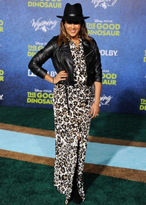 Tamera Mowry - 'The Good Dinosaur' Premiere in Hollywood