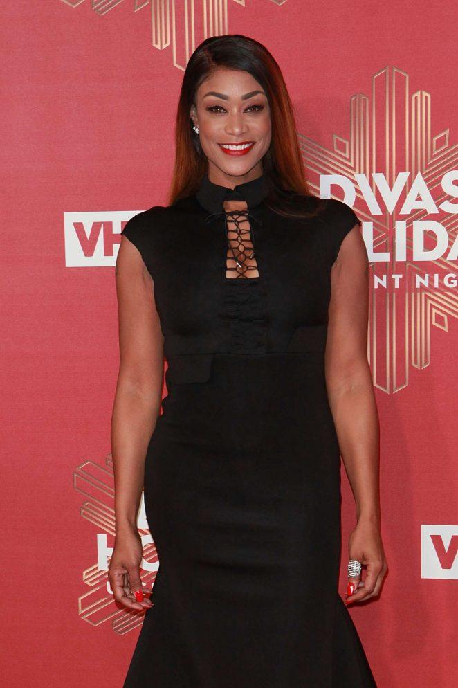 Tami Roman - 2016 VH1's Divas Holiday: Unsilent Night in NY