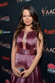 Tammin Sursok - 2020 AACTA International Awards at Mondrian Los Angeles in West Hollywood