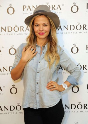 Tammin Sursok - HBO Luxury Lounge Featuring PANDORA Jewelry in Beverly Hills
