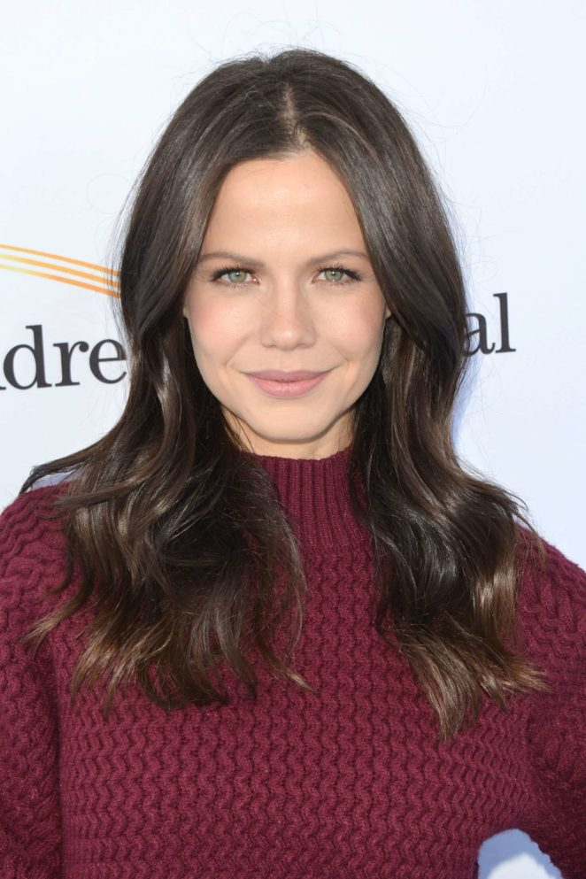 Tammin Sursok - Mattel Party on the Pier in Los Angeles