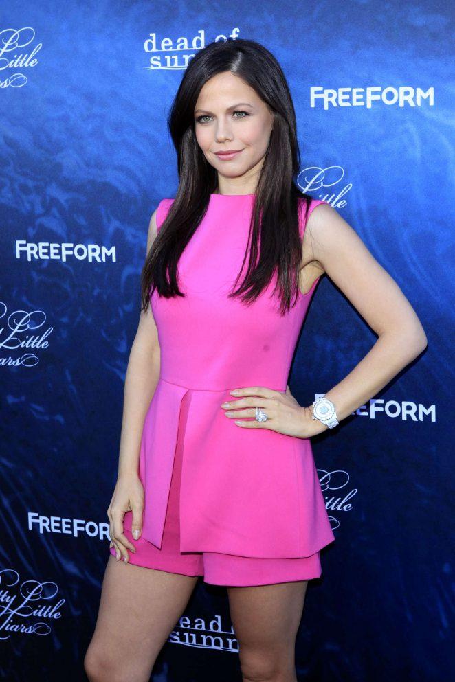 Tammin Sursok - 'Pretty Little Liars' Season 7 and 'Dead of Summer' Premiere in LA