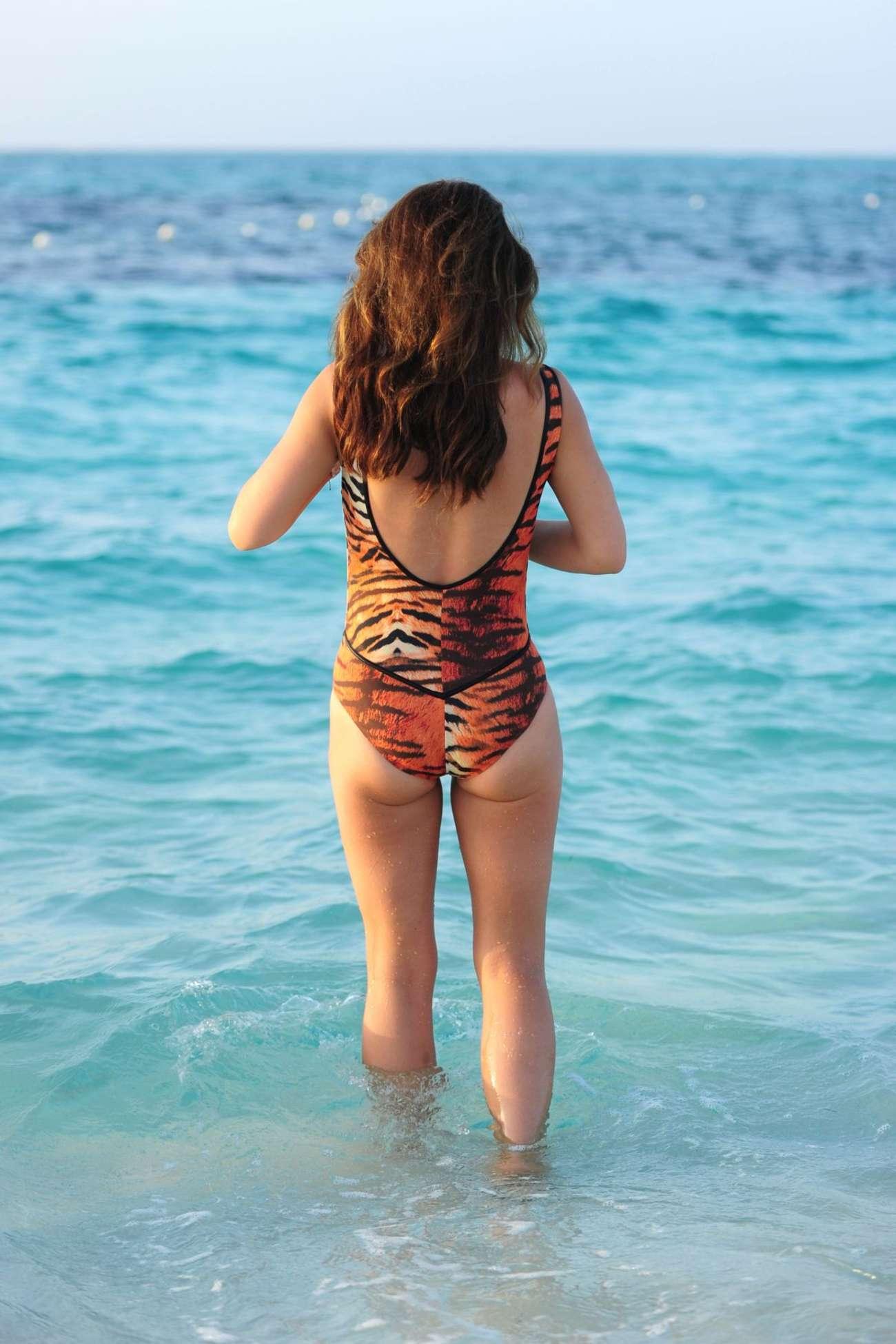 Tammin Sursok 2015 : Tammin Sursok in Bikinis -05