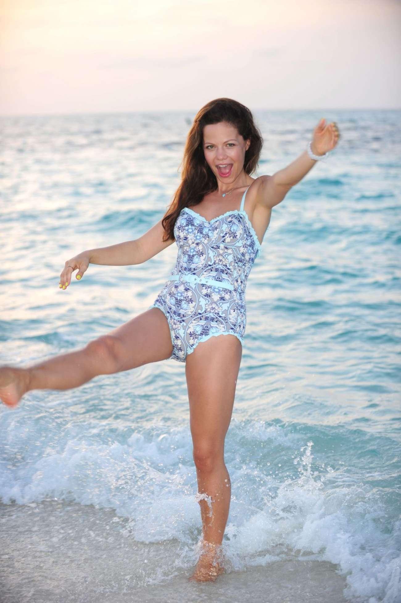 Tammin Sursok 2015 : Tammin Sursok in Bikinis -14