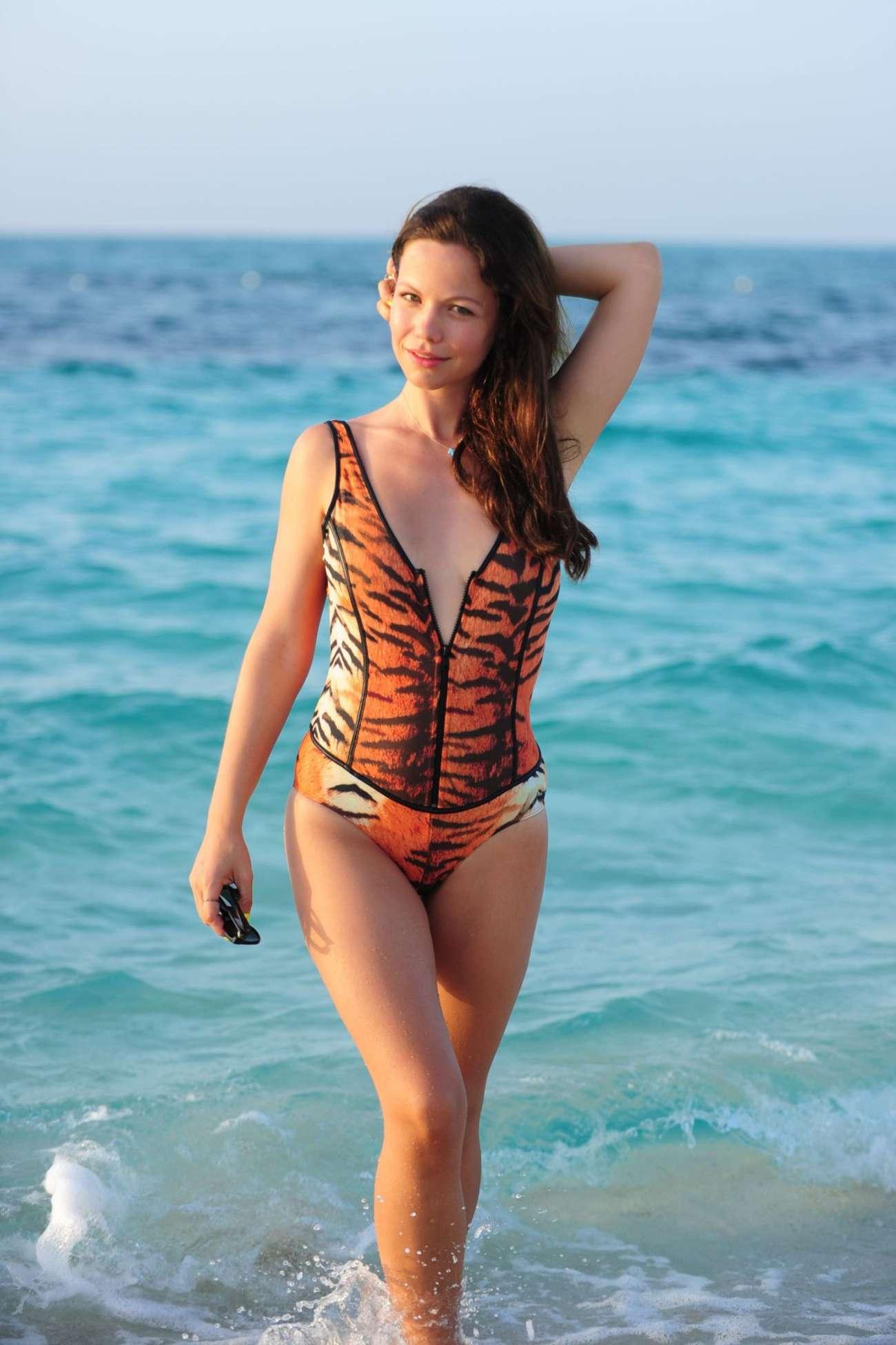 Tammin Sursok 2015 : Tammin Sursok in Bikinis -18