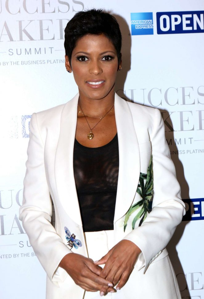 Tamron Hall - American Express Success Makers Summit in New York