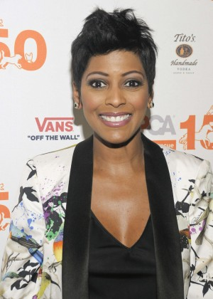 Tamron Hall - 'Second Chance Dogs' Premiere in Brooklyn