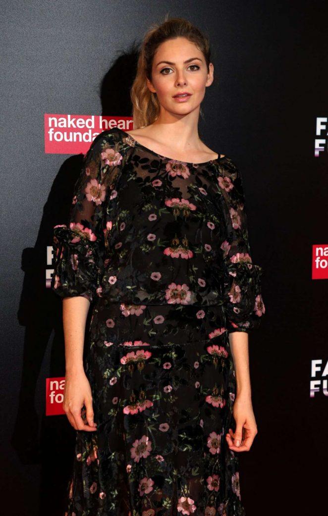 Tamsin Egerton – Fabulous Fund Fair Gala in London