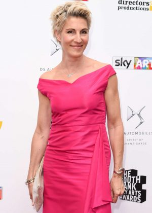 Tamsin Greig - South Bank Sky Arts Awards 2017 in London