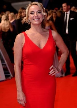 Tamzin Outhwaite - National Television Awards 2018 in London
