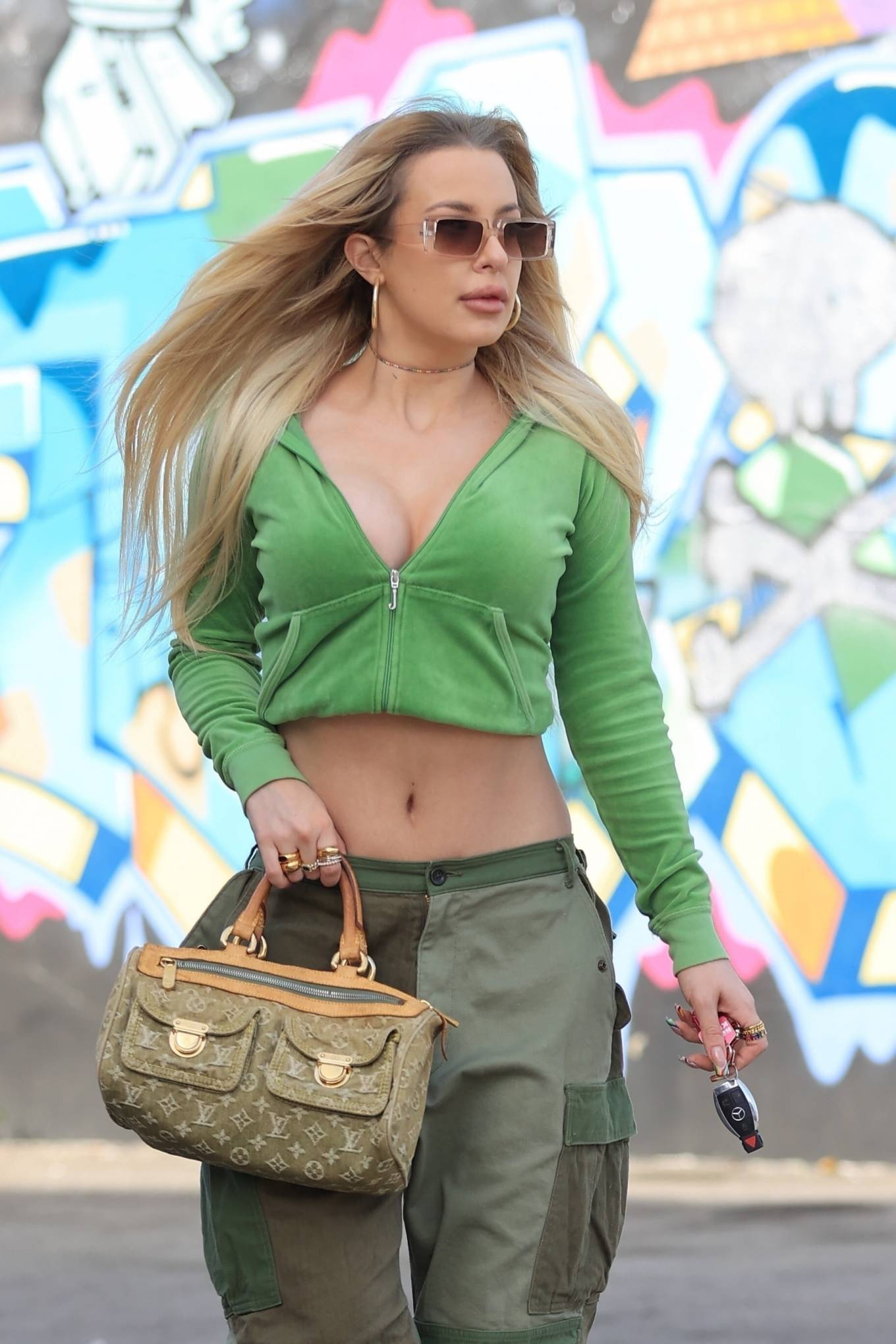 Tana Mongeau - Shopping candids in West Hollywood
