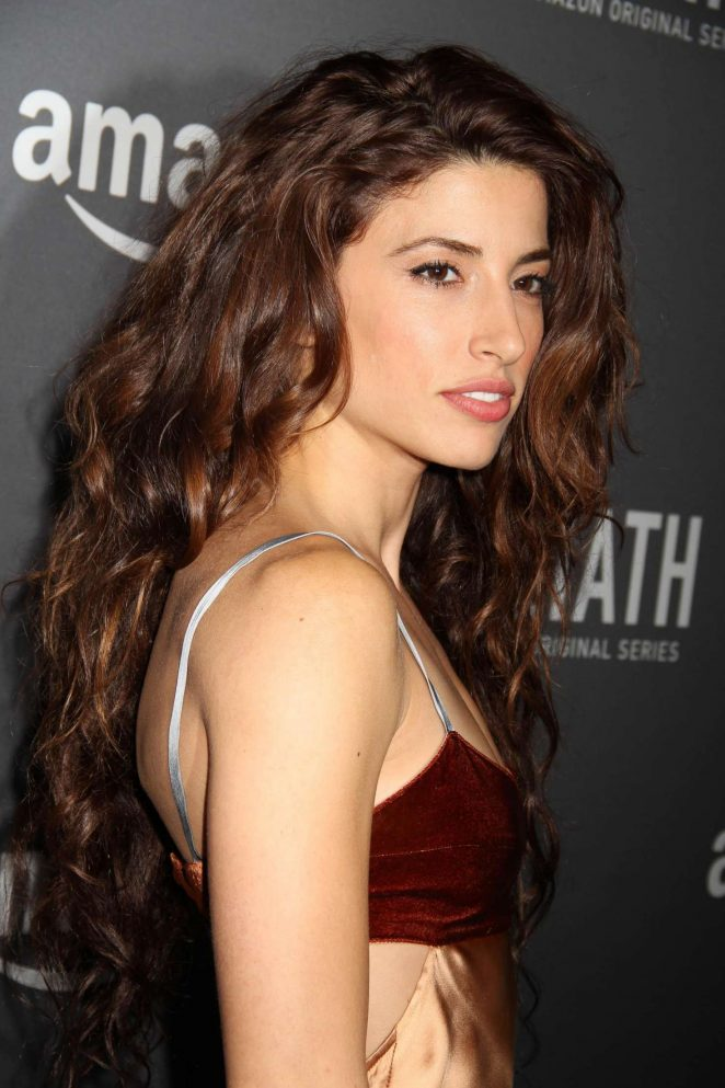 Tania Raymonde - 'Goliath' Premiere in West Hollywood