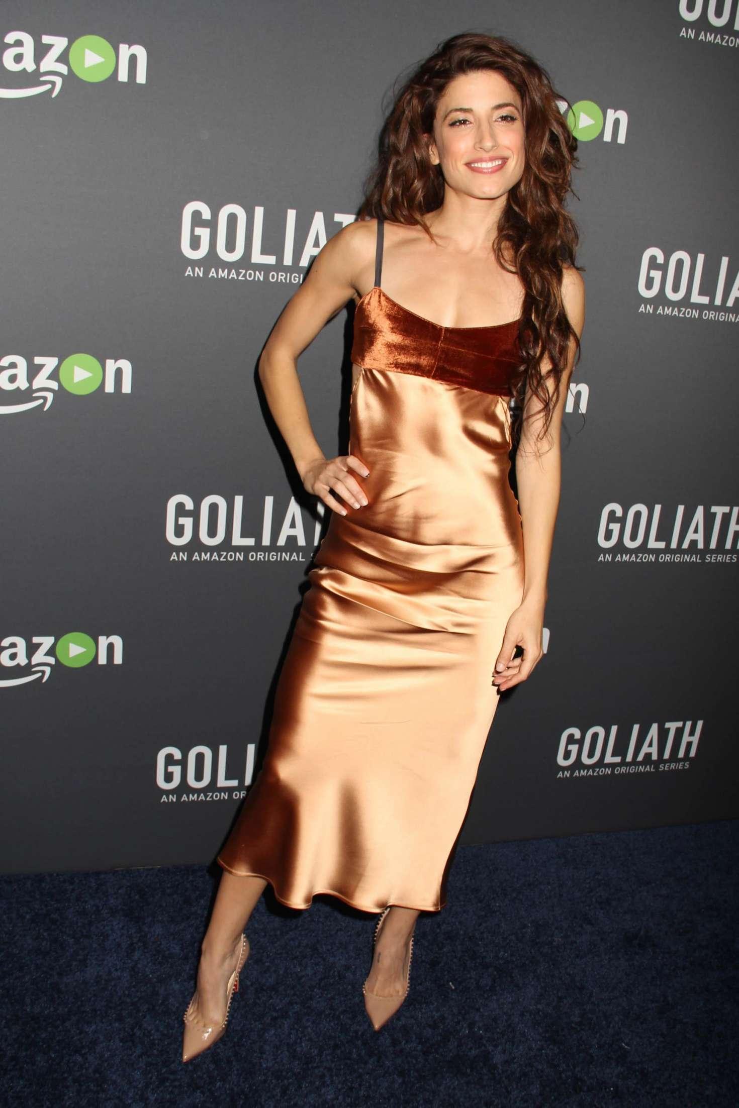 Tania Raymonde: Goliath Premiere -03 | GotCeleb
