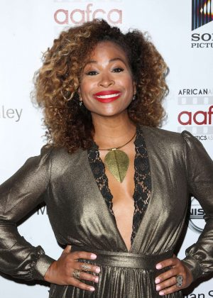 Tanika Ray - 8th Annual AAFCA Awards in Los Angeles