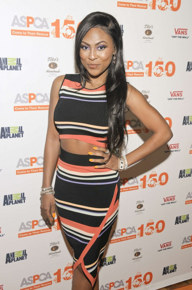 Tanisha Washington - 'Second Chance Dogs' Premiere in Brooklyn