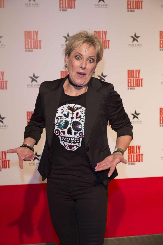 Tanja Schumann: Billy Elliot the Musical Premiere in Hamburg -02