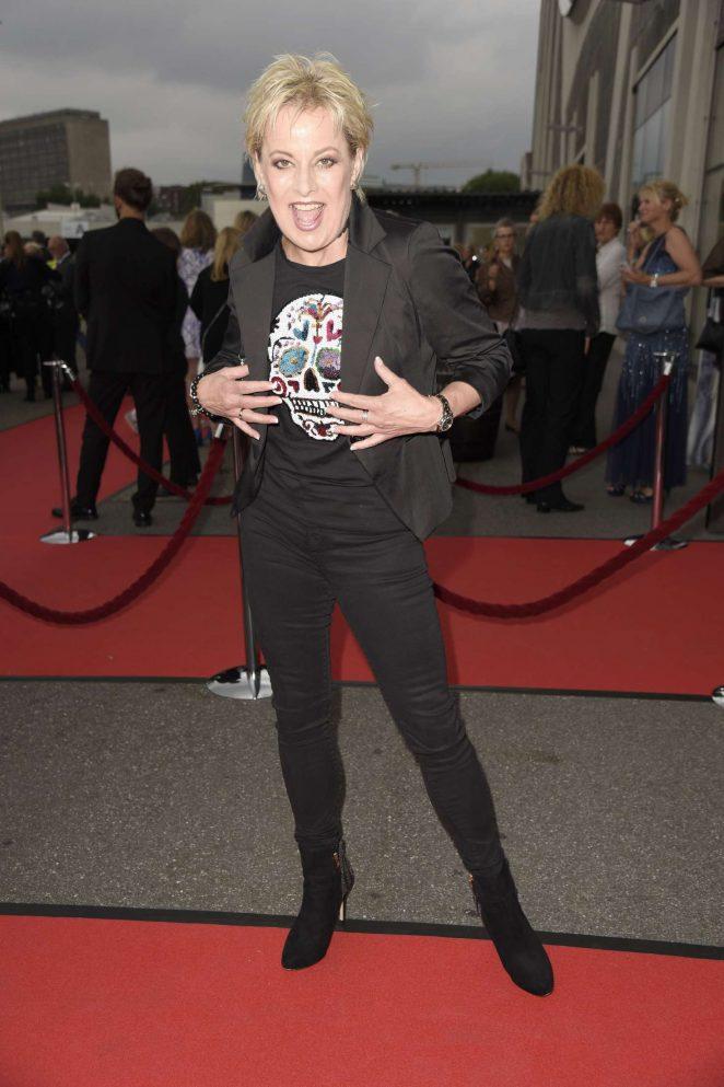 Tanja Schumann: Billy Elliot the Musical Premiere in Hamburg -06