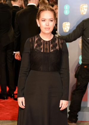 Tanya Burr - 2018 BAFTA Awards in London