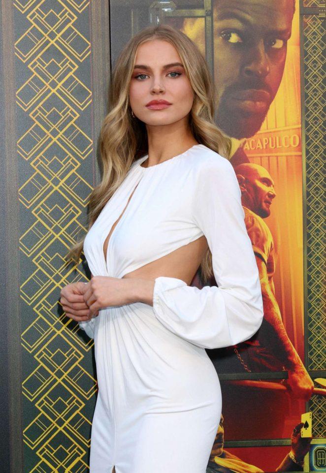 Tanya Mityushina – 'Hotel Artemis' Premiere in Los Angeles