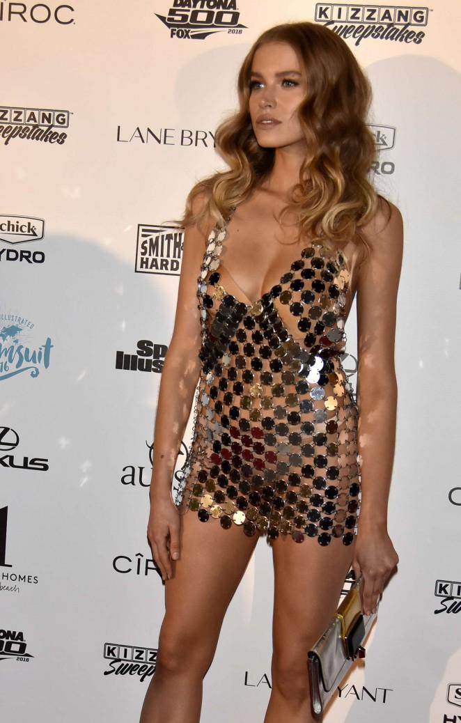 Tanya Mityushina - The Sports Illustrated Swimsuit 2016 Swim BBQ VIP in Miami