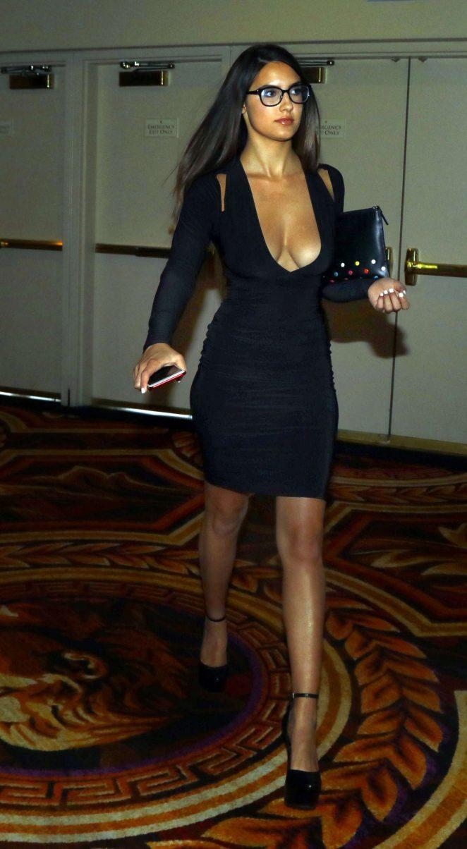 Tao Wickrath Arrives to Calvin Harris nightclub in Las Vegas