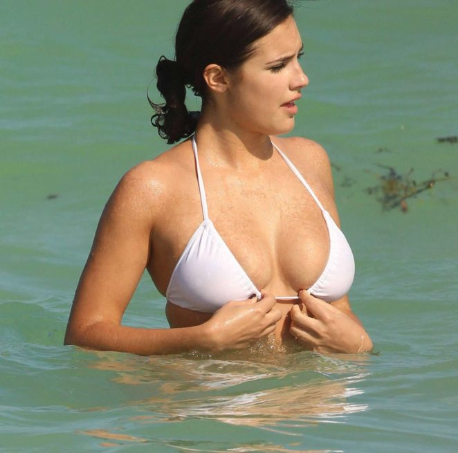 Rebecca ritters bikini