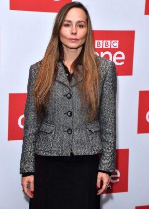 Tara Fitzgerald - 'The ABC Murders' TV Show Screening in London