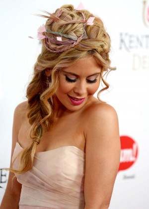 Tara Lipinski - 2015 Kentucky Derby in Louisville