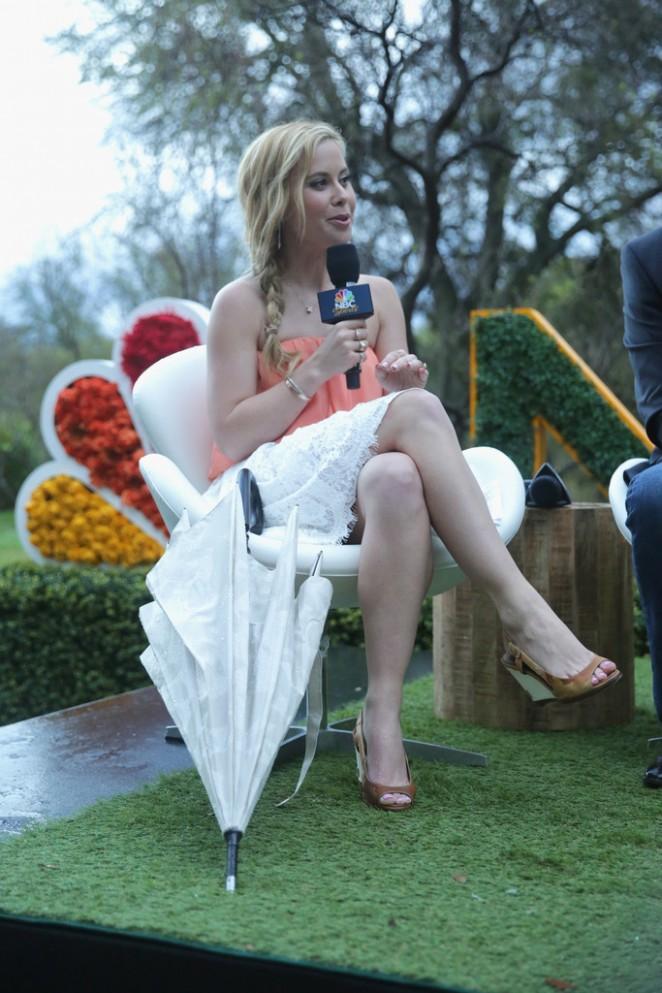 Tara Lipinski - NBC Sports Exclusive Olympic Panel Discussion at SXSW 2016 in Austin