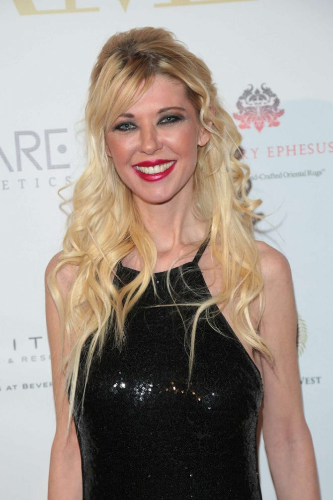 Tara Reid – Amare's Magazine Second Year Anniversary in Los Angeles
