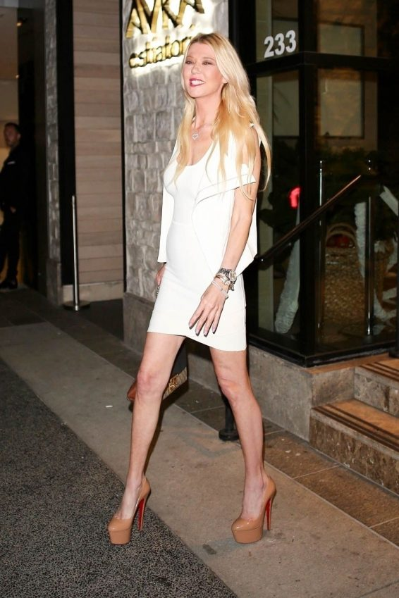 Tara Reid - Arrives for an event at Avra in Beverly Hills